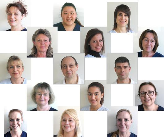 Endoskopische Praxis Team